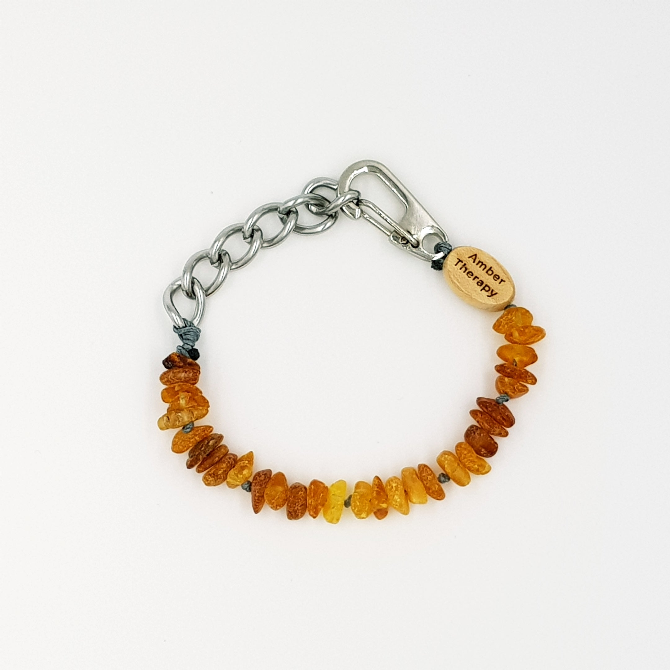 Small Dog Toffee Amber Collar