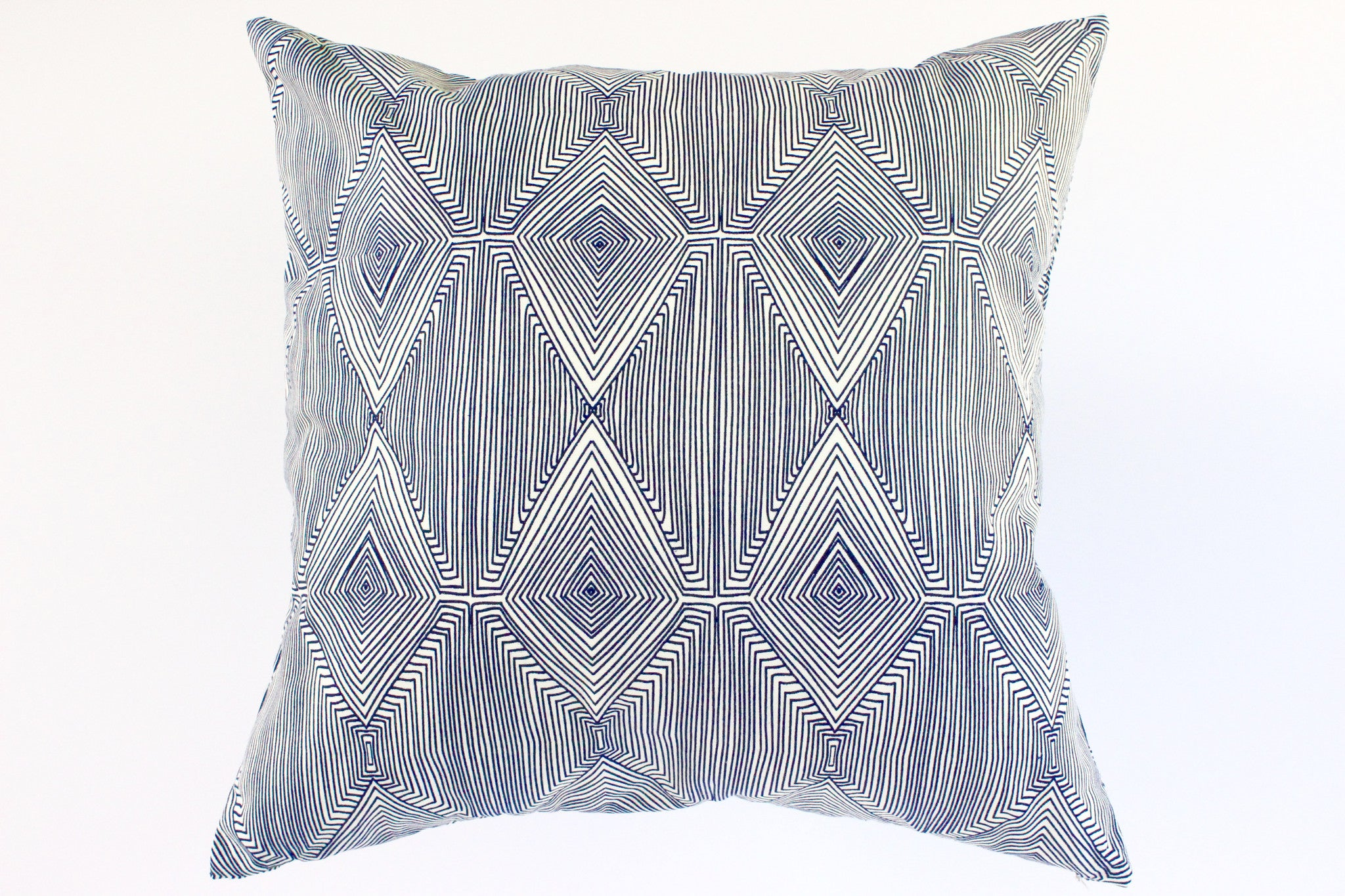 Blue Kite Pillow