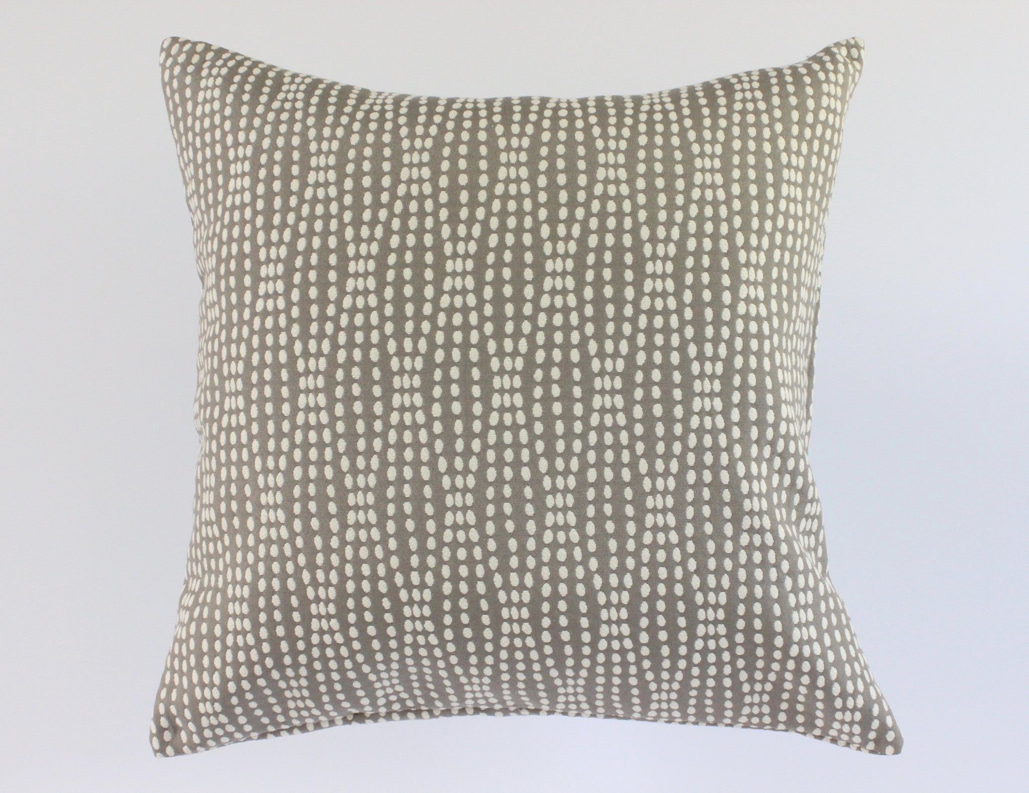 Beaded Strands Pillow