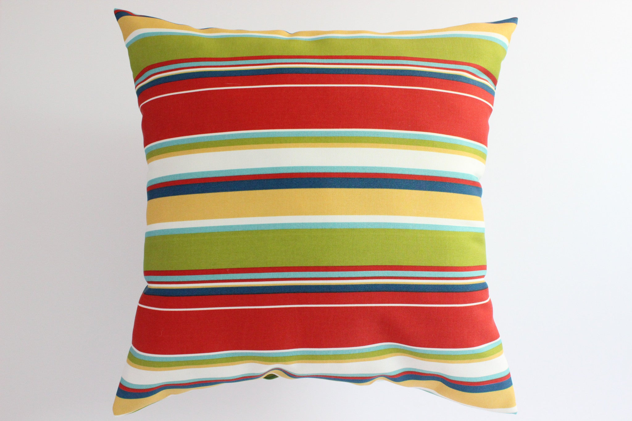 Summer Colors Outdoor Pillow