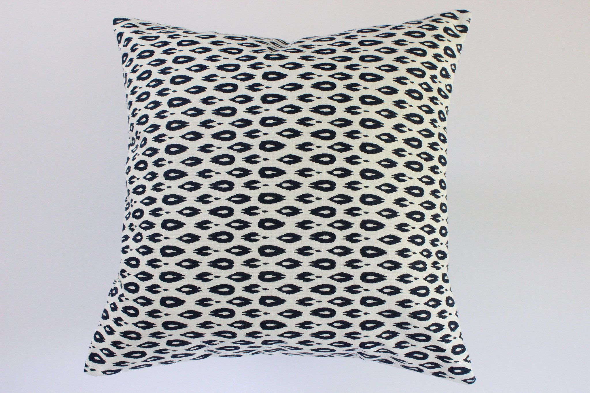 Blue Indre Pillow Cover