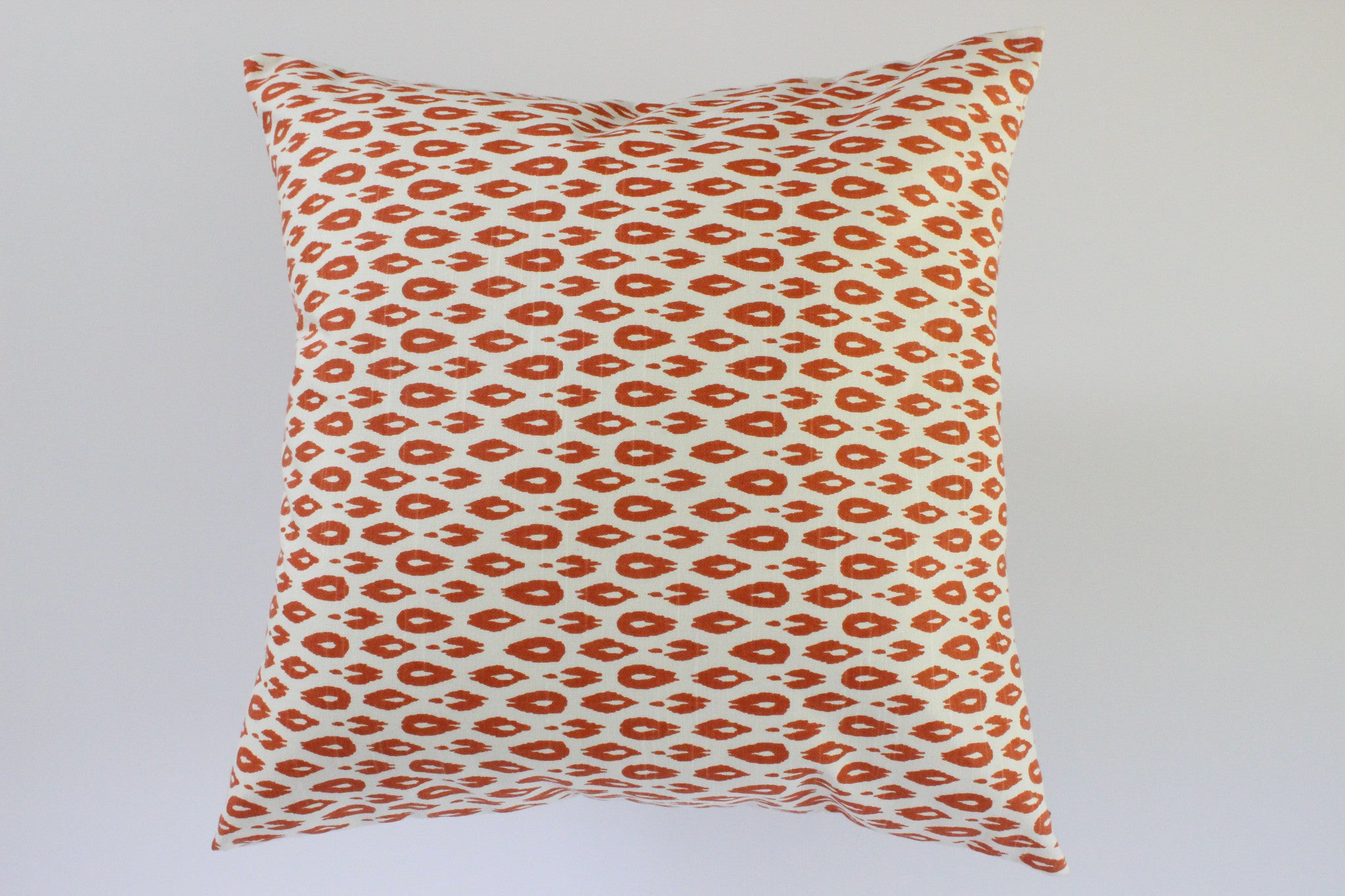 Orange Indre Pillow