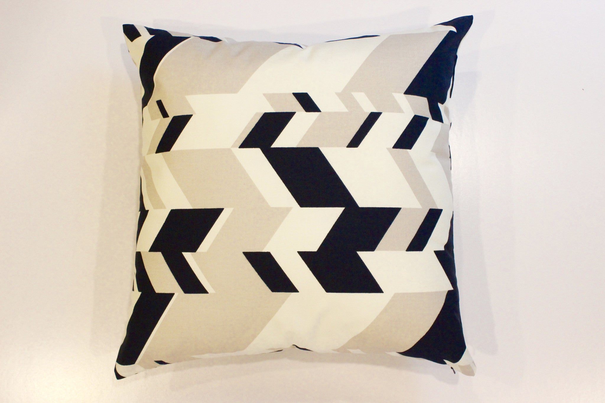Geometric Plane Pillow Cover