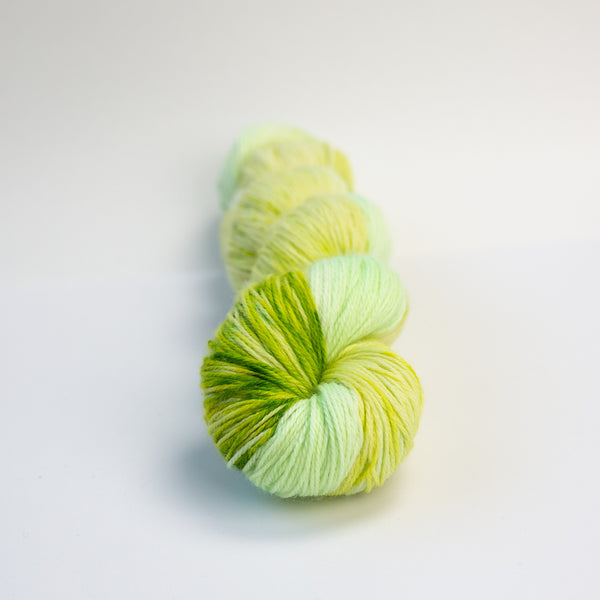 Limecello Superwash Merino Fingering