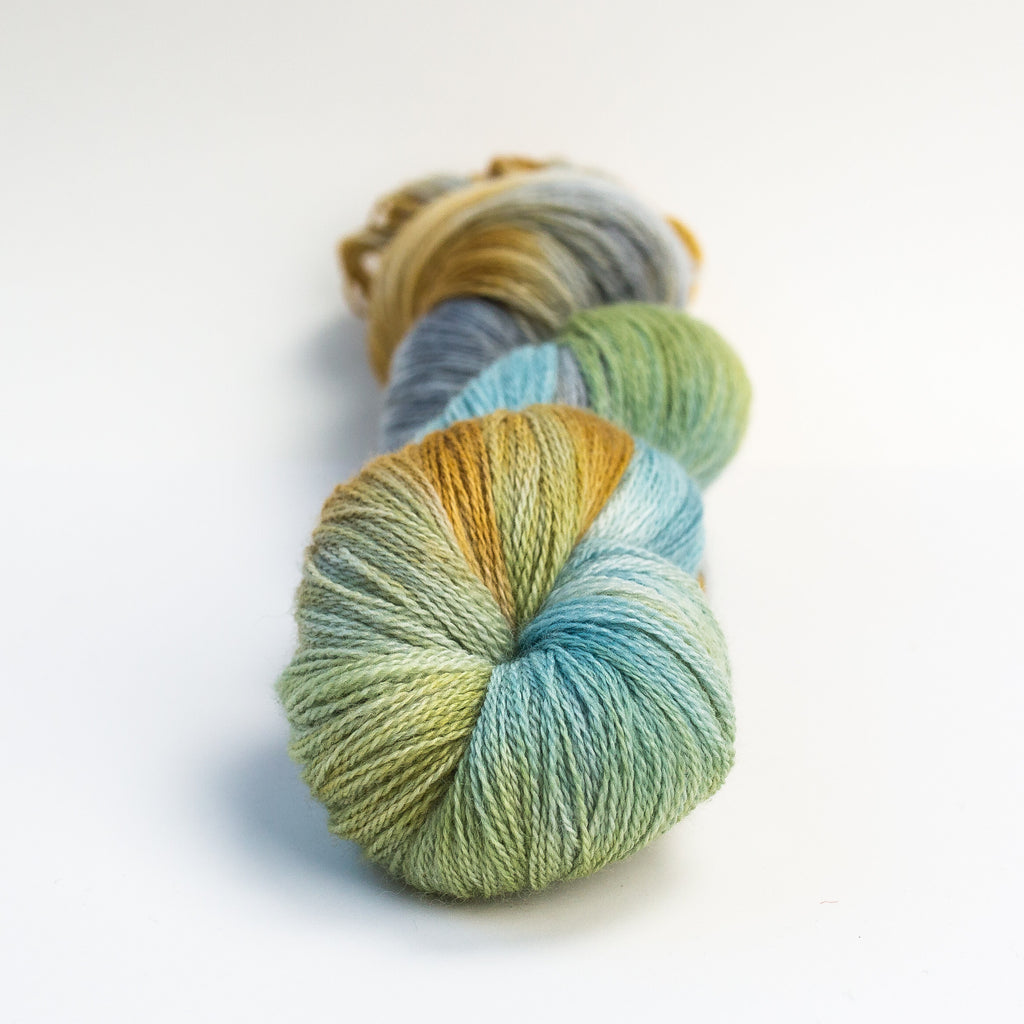 Patina Superwash Merino Lace