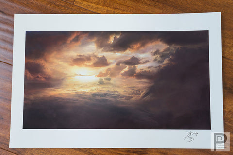Giclee Print - Horizon of Heaven