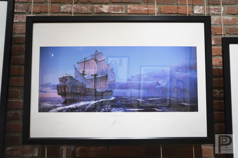 "Framed - 24x36"" Discovery"
