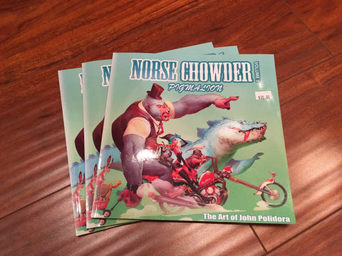 Book - Norse Chowder Book vol 3