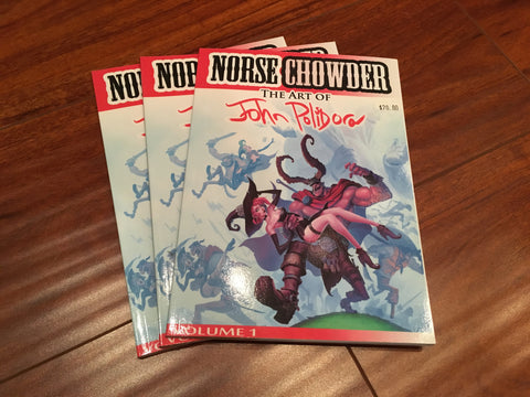 Book - Norse Chowder Book vol 1