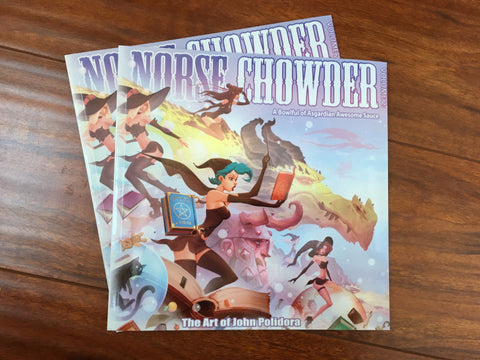 Book - Norse Chowder Book vol 2
