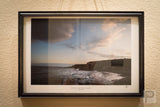 "Large Framed Art - 12x18"" Journey to the Canary Islands"