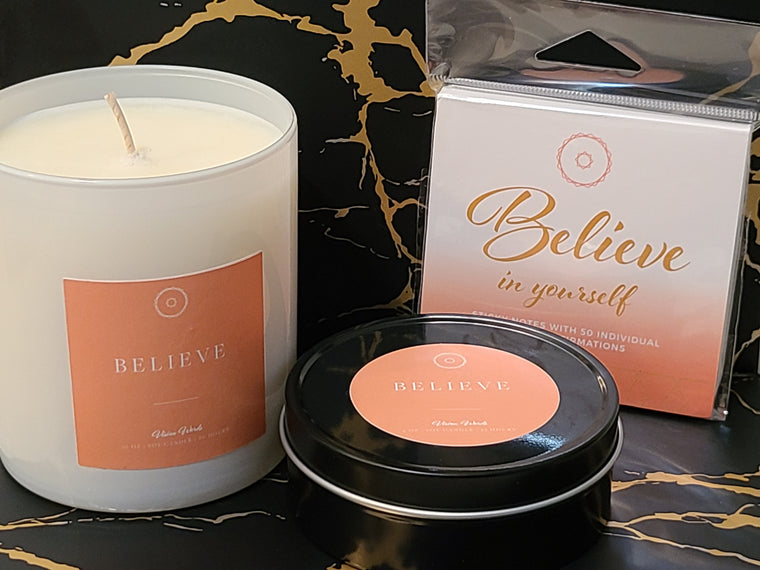Ignite Your BELIEF Trio Set