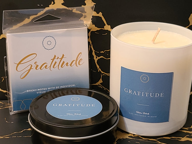 Ignite Your GRATITUDE Trio Set