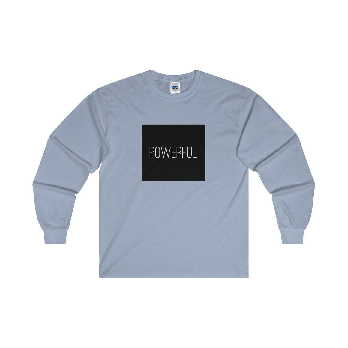 Powerful Long Sleeve Tee