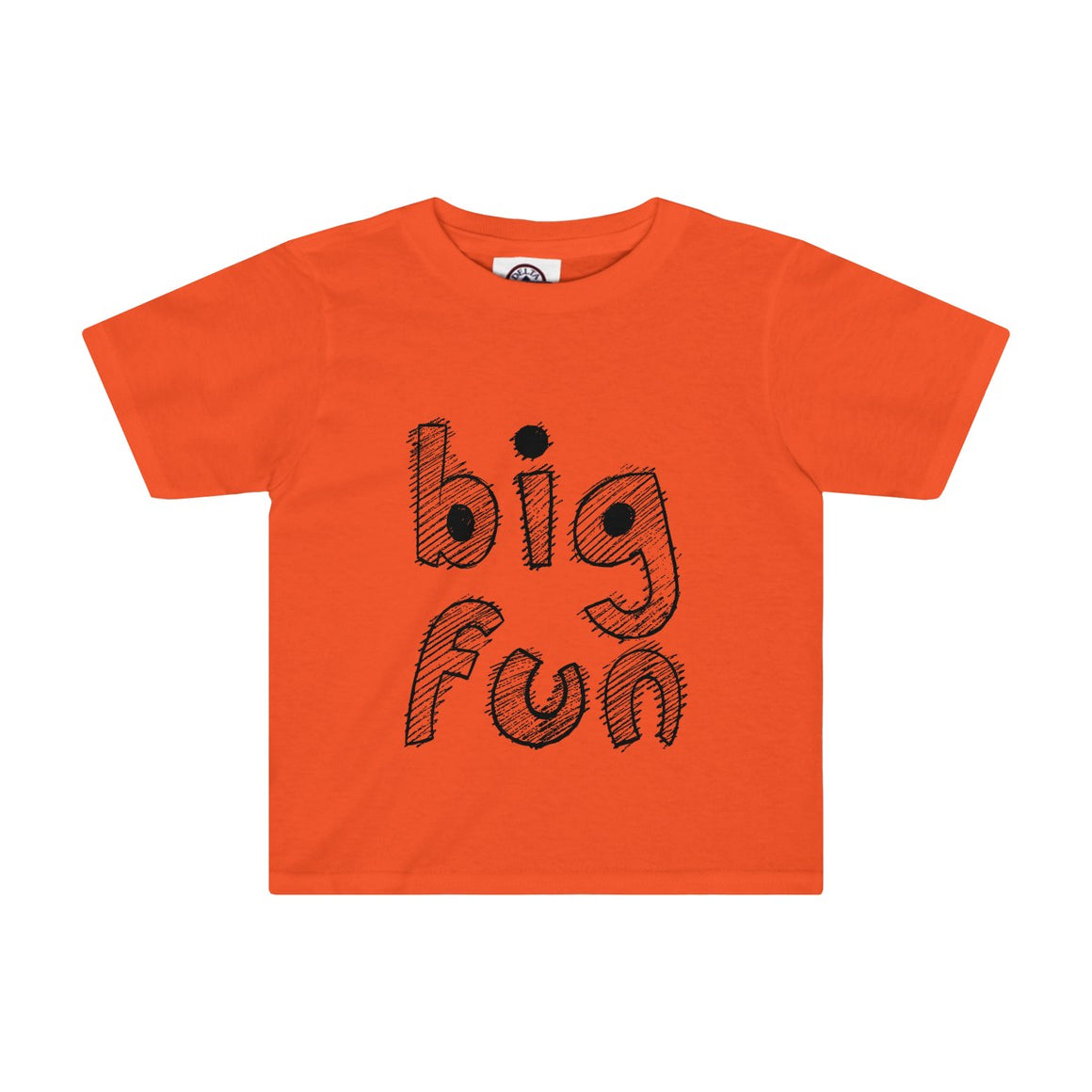 Big Fun Kids Tee