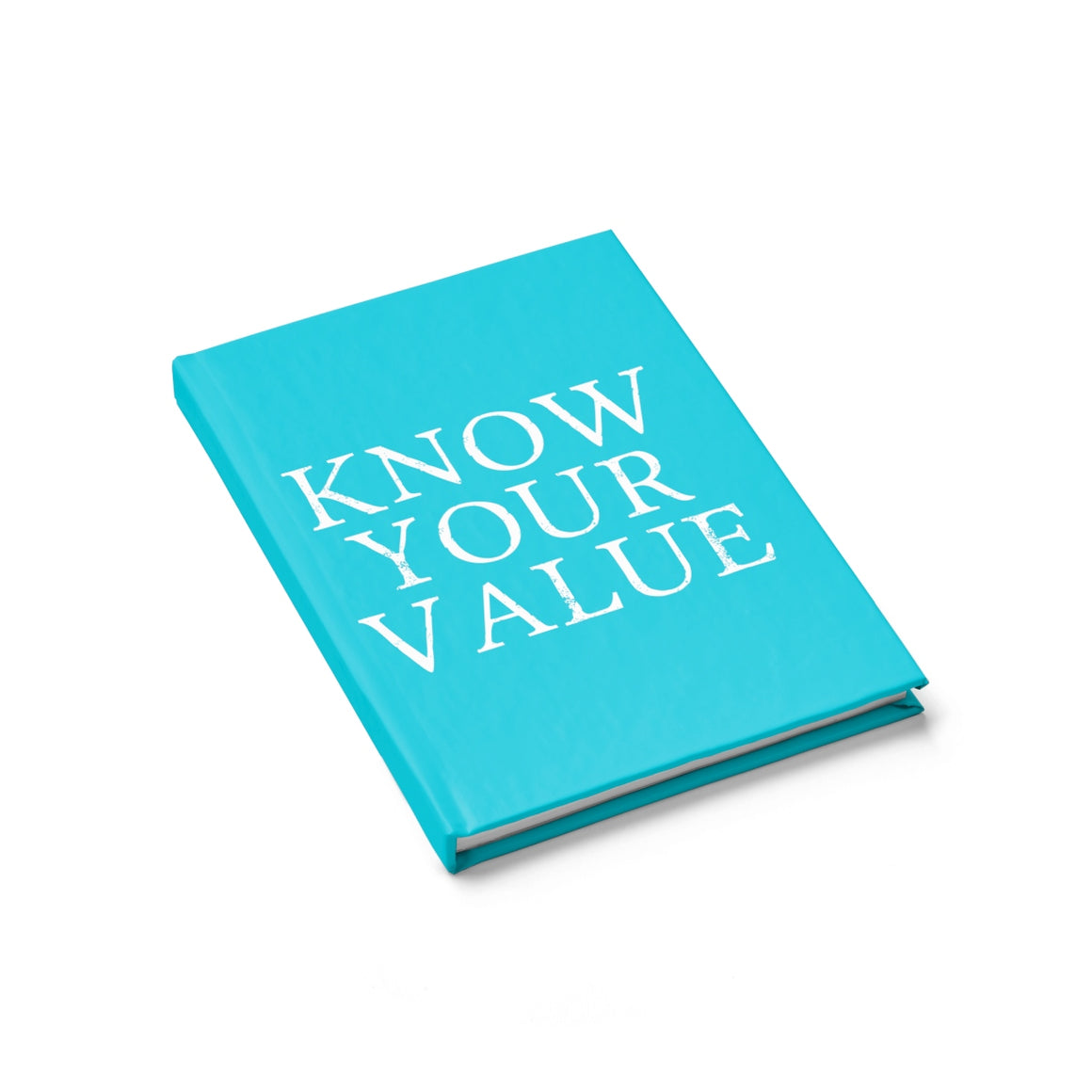 Know Your Value Journal