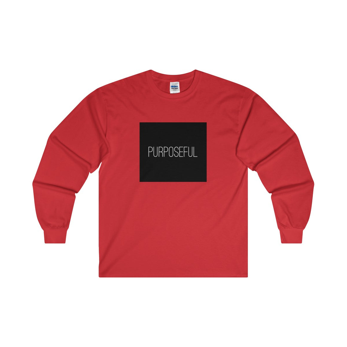 Purposeful Long Sleeve Tee