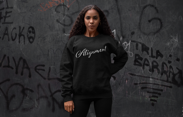 Alignment Sweatshirt