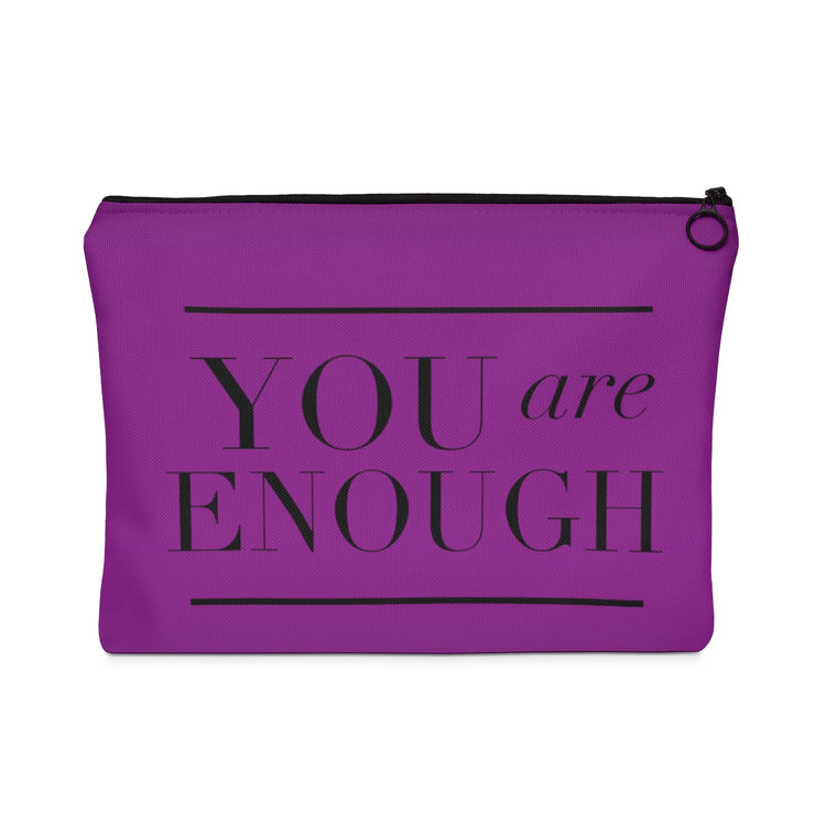 You are Enough Pouch