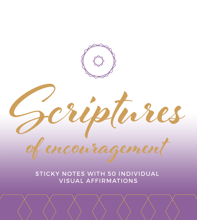 Scriptures Of Encouragement