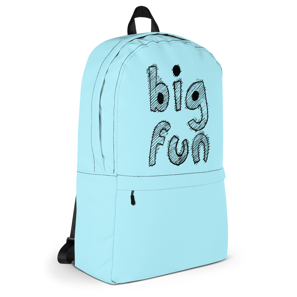 Big Fun Backpack