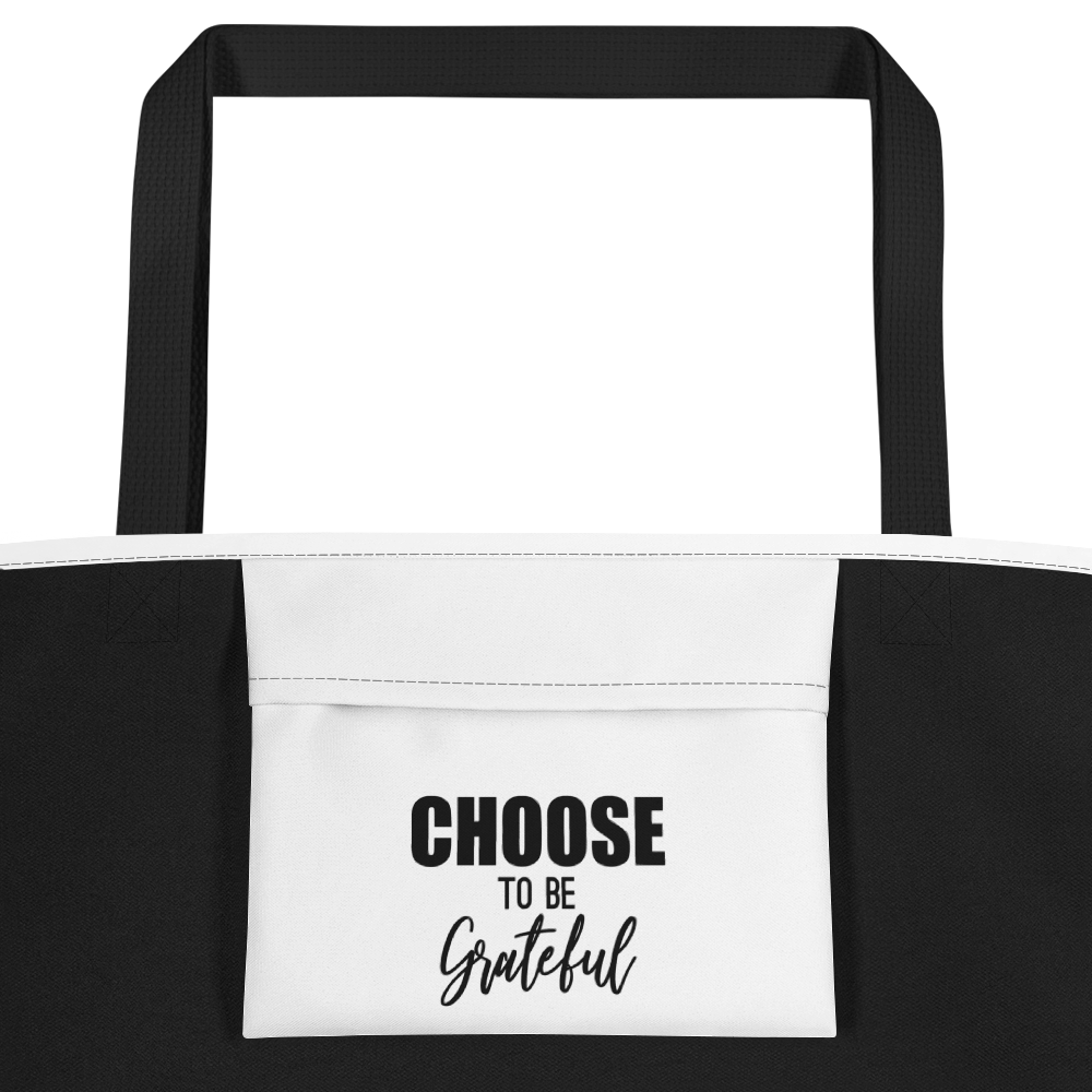 Choose to be Grateful Bag