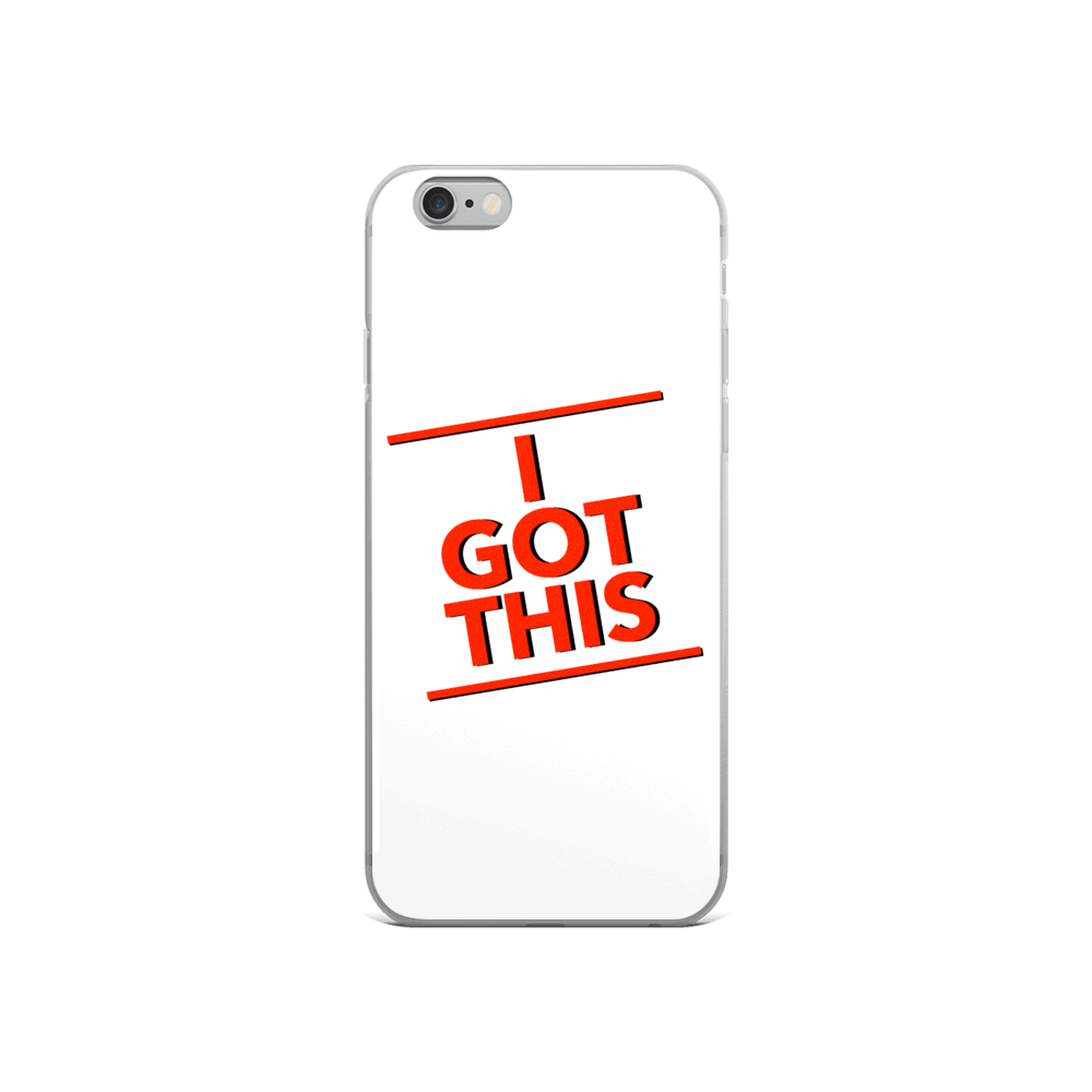I Got This iPhone Case