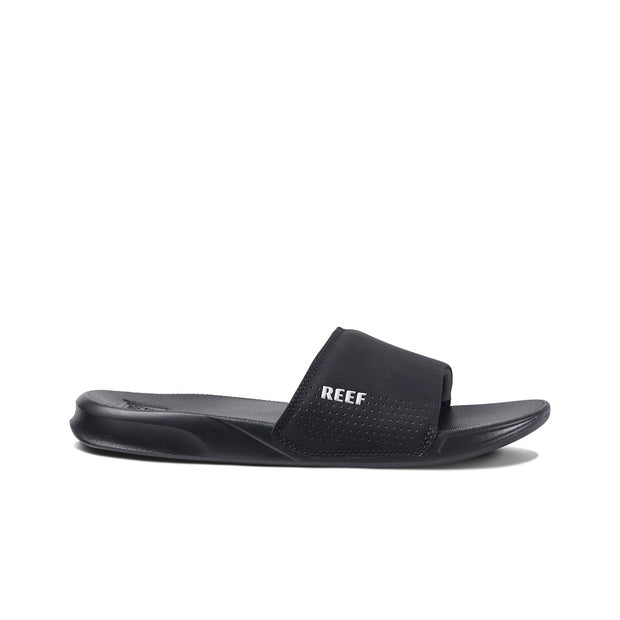 REEF ONE SLIDE-BLACK