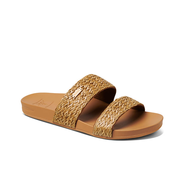 WOMENS CUSHION VISTA BRAIDS - NATURAL