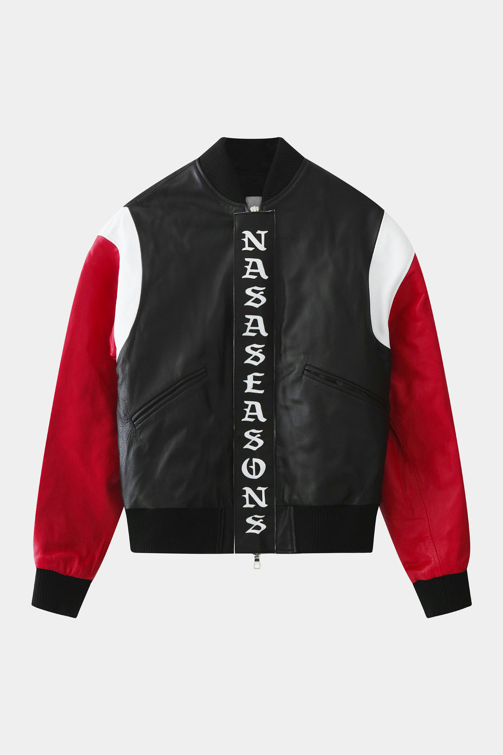 ANGELS LEATHER JACKET