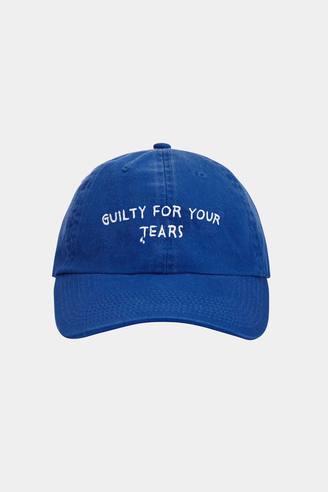 GUILTY FOR YOUR TEARS (BLUE)