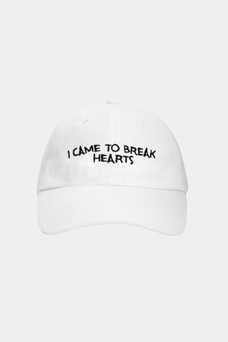 I CAME TO BREAK HEARTS™ (WHITE)