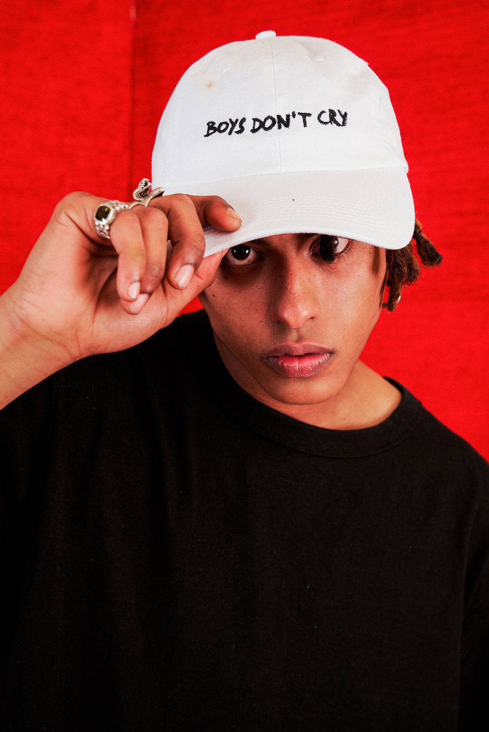 BOYS DON'T CRY CAP