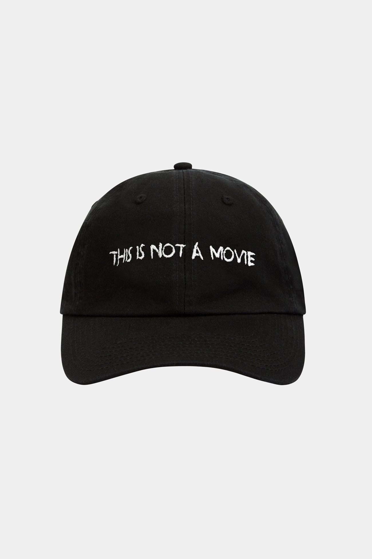 THIS IS NOT A MOVIE CAP