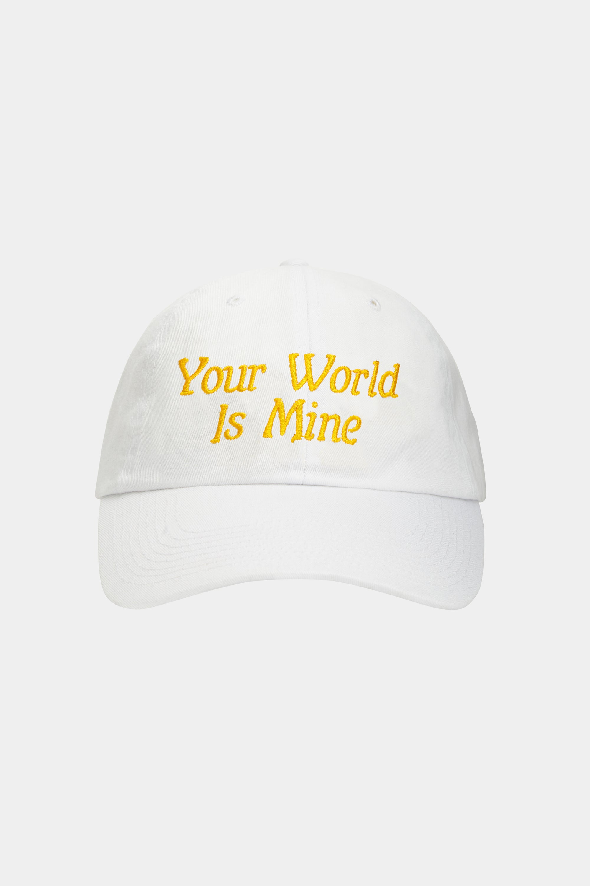 YOUR WORLD IS MINE CAP