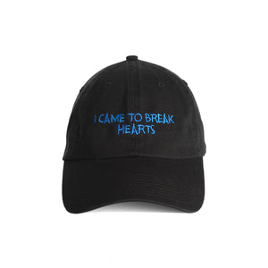 I CAME TO BREAK HEARTS™ (BLACK/BLUE)