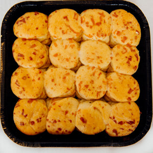 Tiny Cheese Biscuits