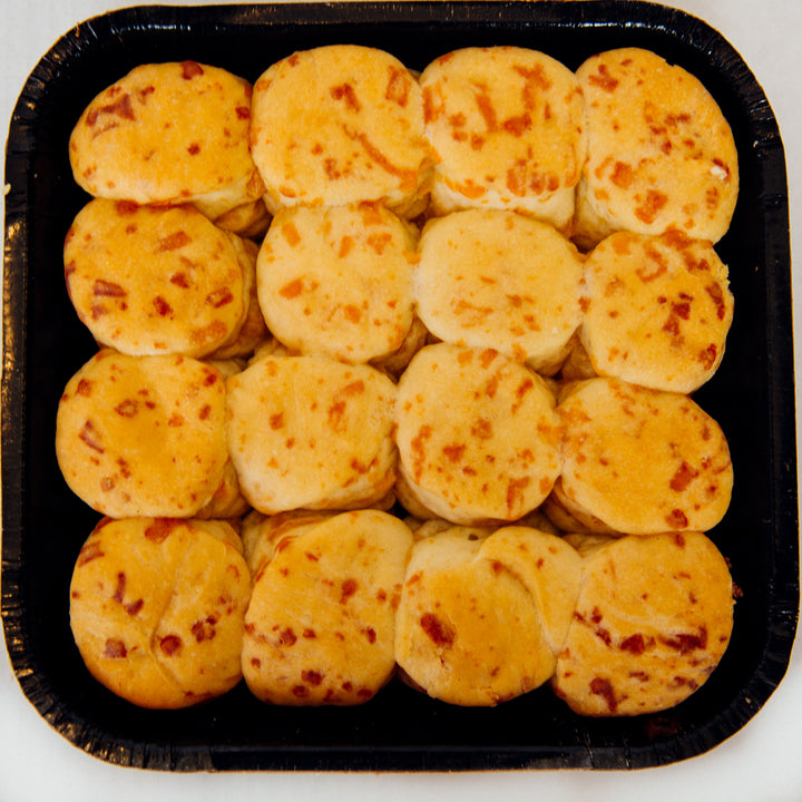 Tiny Cheese Biscuits (shipping)