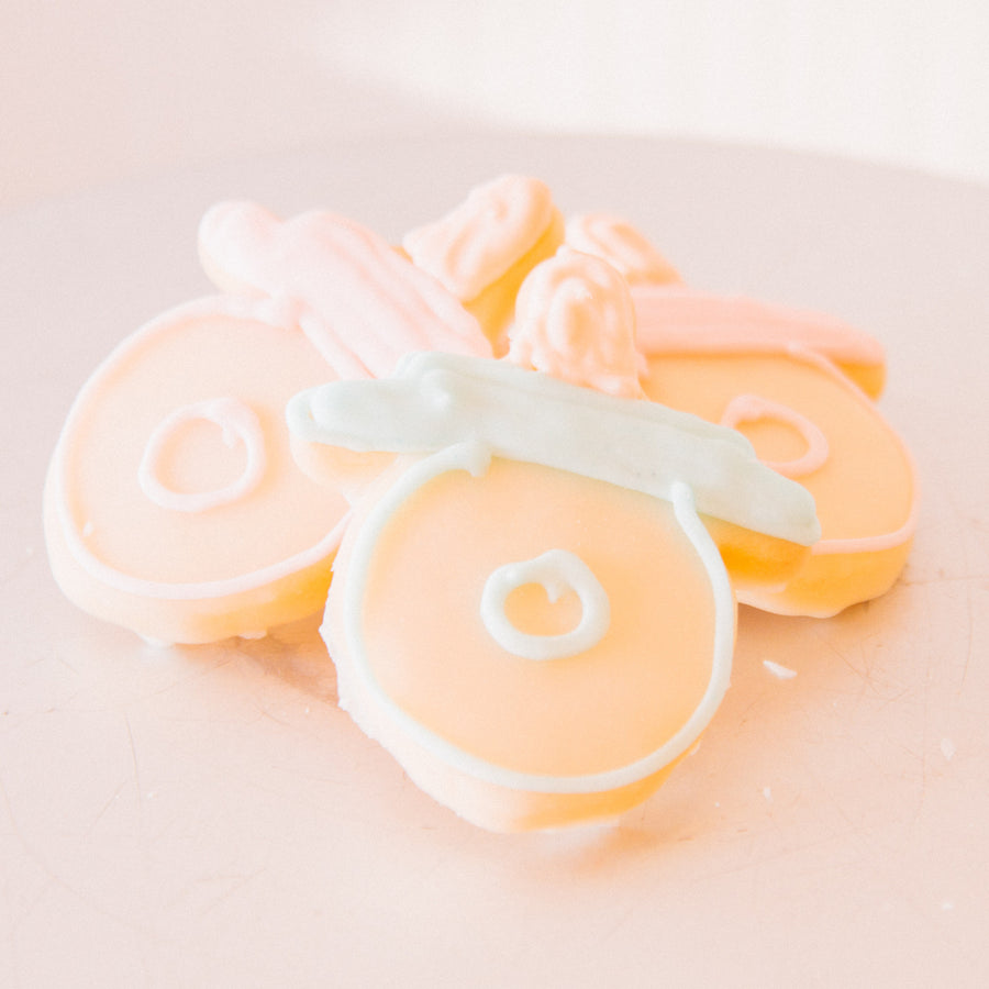 Iced Baby Pacifier (shipping)