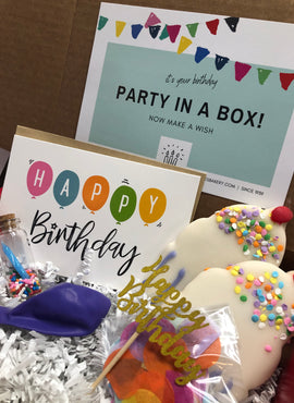 Birthday Box (shipping)