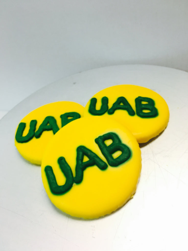 Iced UAB Cookie