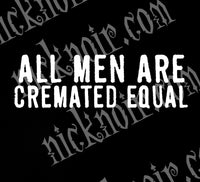 Cremated Equal