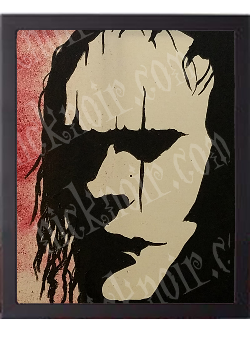 Eric Draven Poster