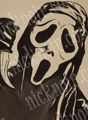 Ghostface Poster