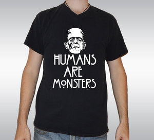 Humans Are Monsters