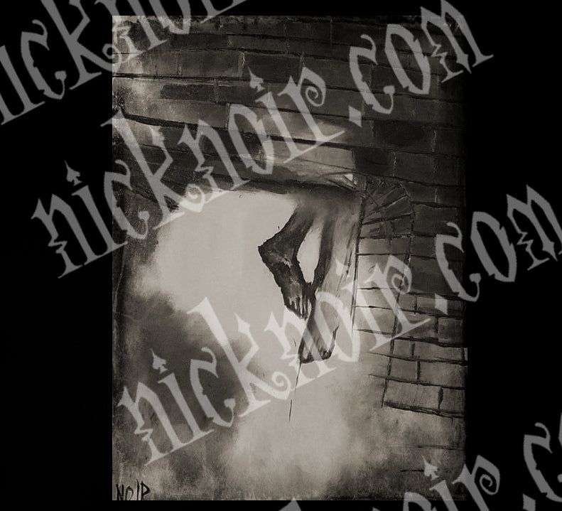 "Scary Stories to Tell in the Dark: ""The Chimney"""
