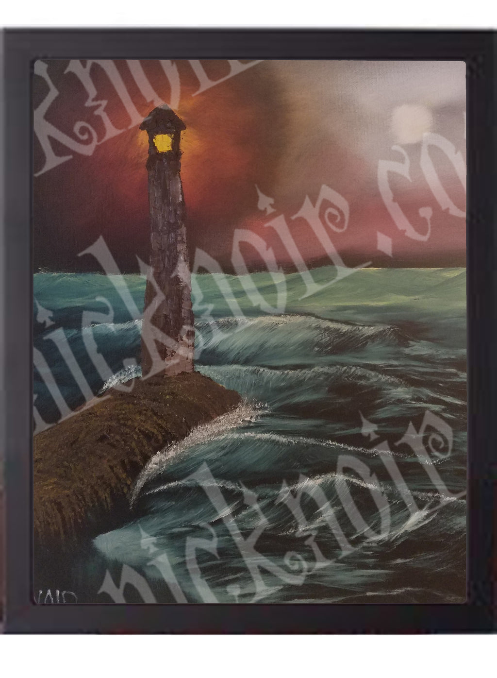 The Lighthouse Poster