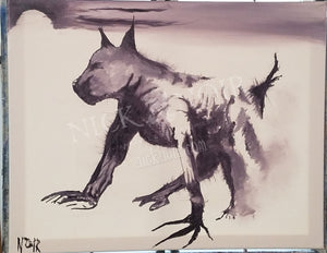 "Scary Stories to Tell in the Dark: ""The Black Dog"""