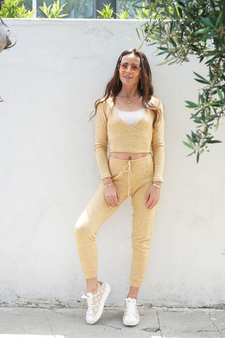 Comfy Fit Yellow