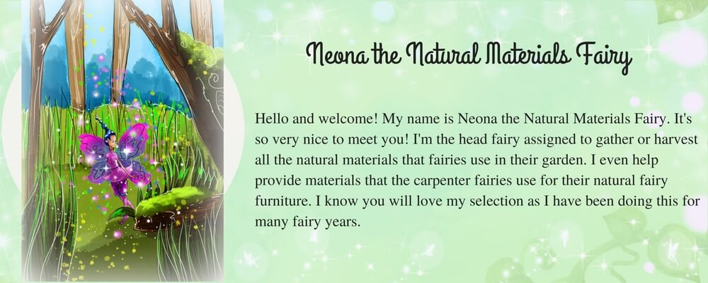 Neona-the-Natural-Materials-Fairy